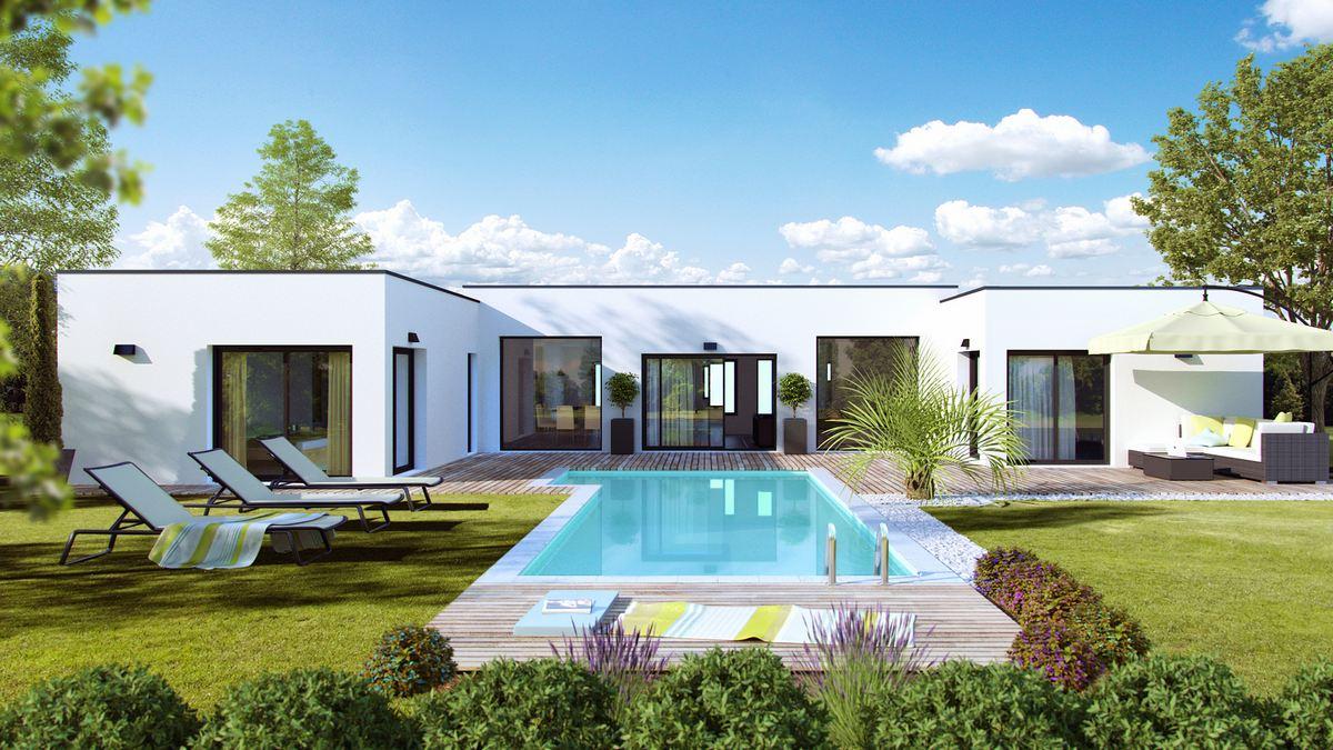 Les 10 Plus Belles Maisons De Plain Pied Igc Construction
