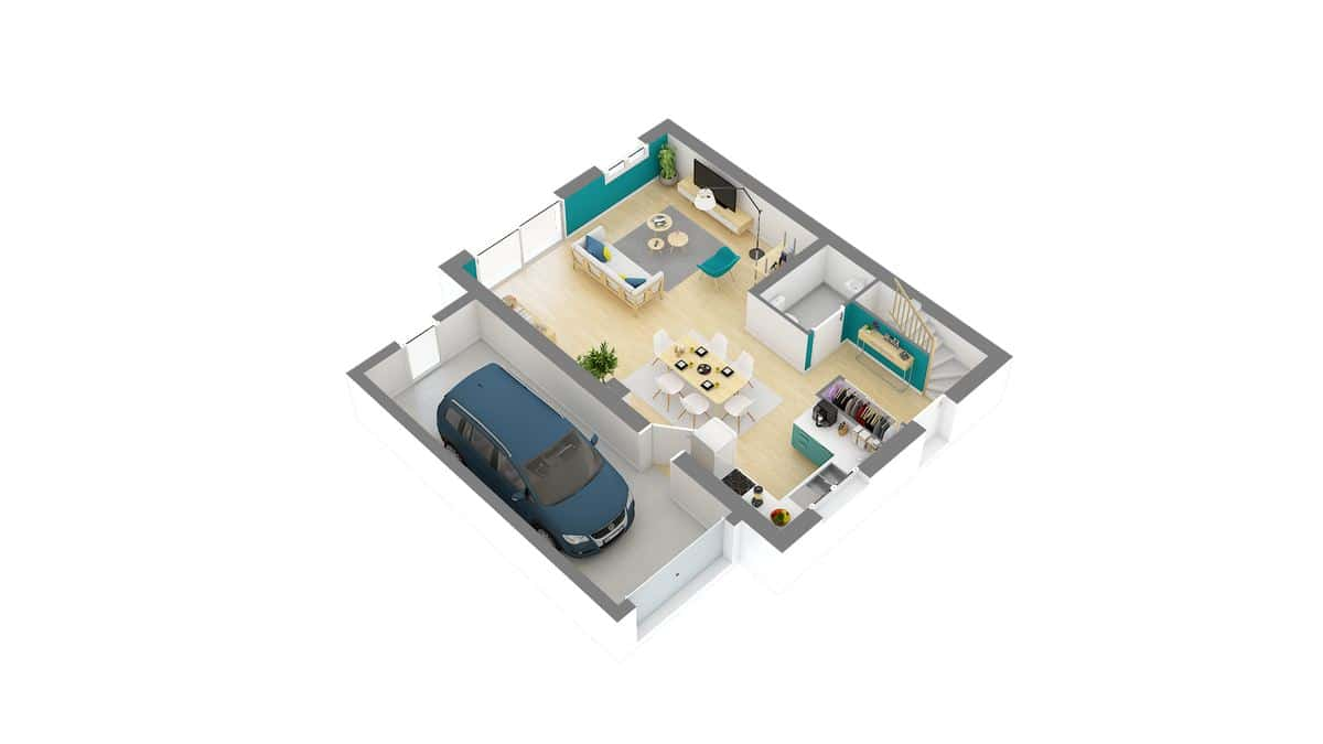 Modele Maisons Privat -chevroliere_96