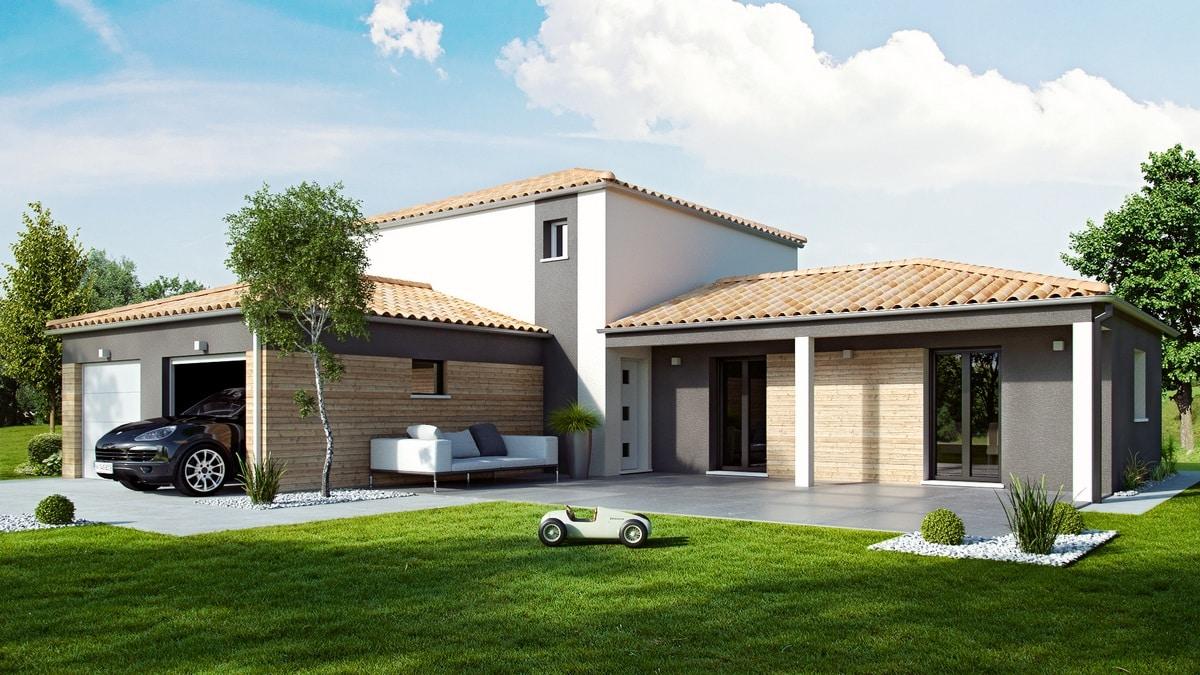 provencoise maison du sud_contemporaine